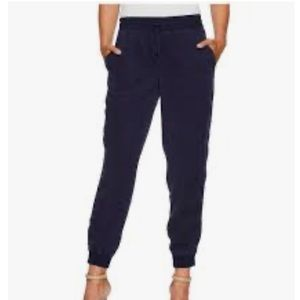 Vince Camuto Black Tencel Joggers Size XS